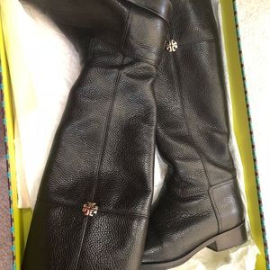 Jolie riding boot, Tory burch, size 7
